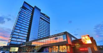 丽笙蓝光伊维利亚酒店-第比利斯 - 第比利斯 - 建筑