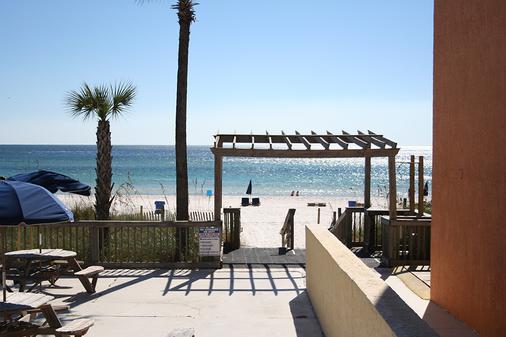 海洋天堂珊瑚礁海滩度假酒店 - 巴拿马城海滩 - 海滩