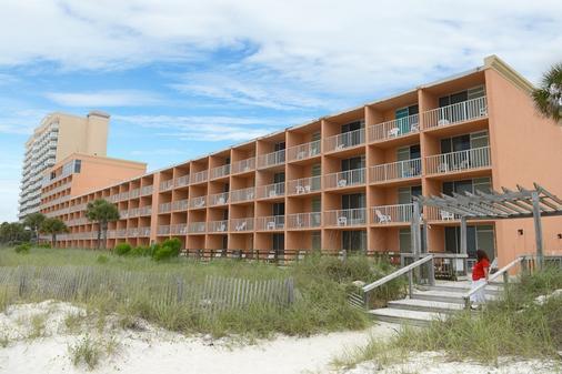 海洋天堂珊瑚礁海滩度假酒店 - 巴拿马城海滩 - 建筑