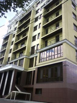 达维多夫酒店 - 喀山 - 建筑