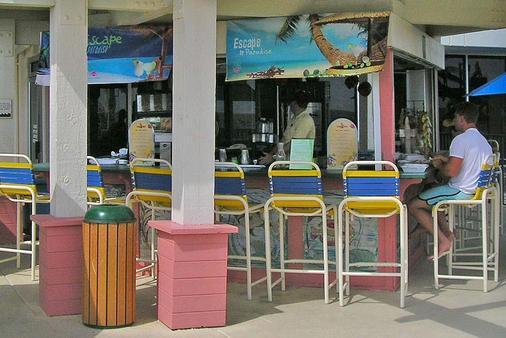 梅龙镇美特尔海滨度假酒店 - 默特尔比奇 - 酒吧