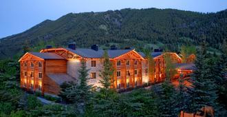 最佳西方别墅酒店杰克逊霍尔 - 杰克逊 - 建筑