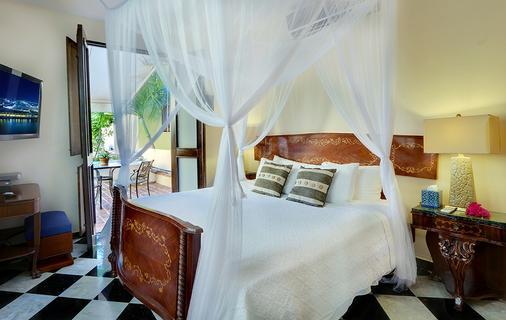 埃伦西亚别墅酒店 - 圣胡安 - 睡房
