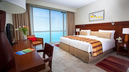 Ja绿洲海滩大厦公寓 - 迪拜 - 睡房
