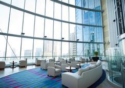 Ja绿洲海滩大厦公寓 - 迪拜 - 大厅