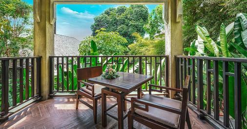 诺拉布里度假村 - 苏梅岛 - 阳台
