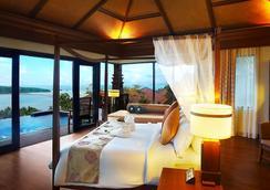 诺拉布里度假村 - 苏梅岛 - 睡房