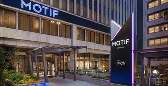 莫提夫西雅图 - 凯悦酒店 - 西雅图 - 建筑