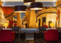 克里斯盖特韦万豪酒店 - 阿林顿 - 休息厅