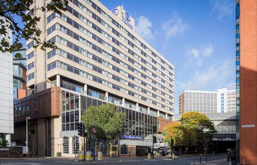 希尔顿利兹城市酒店 - 利兹 - 建筑