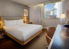 希尔顿利兹城市酒店 - 利兹 - 睡房