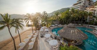 皇家公园阿卡普尔科家庭海滩度假酒店 - 阿卡普尔科 - 游泳池
