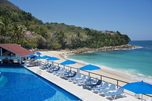 巴亚尔塔港皇家大花园酒店 - 巴亚尔塔港 - 海滩