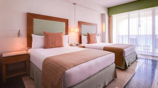 坎昆加勒比皇家大公园酒店 - 坎昆 - 睡房