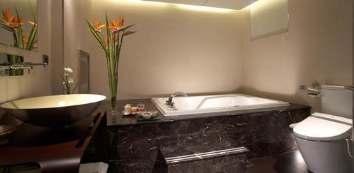柔美精品商旅 - 台北 - 浴室