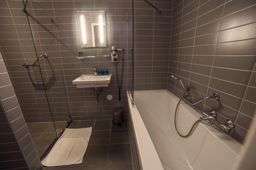 阿姆斯特丹cc酒店 - 阿姆斯特丹 - 浴室