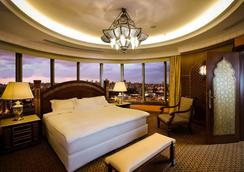 贝鲁特哈卜图希尔顿大酒店 - 贝鲁特 - 睡房