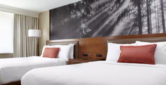 万豪罗利瑰珀翠谷酒店 - 罗利 - 睡房