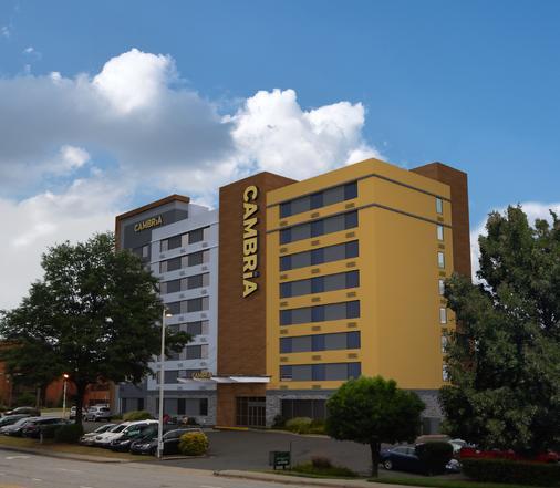 杜伦坎布利亚酒店 - 杜克大学附近 - 达拉姆 - 建筑