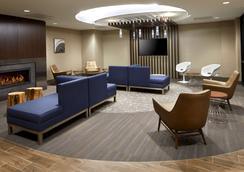 杜伦坎布利亚酒店 - 杜克大学附近 - 达拉姆 - 大厅