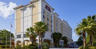 希尔顿欢朋套房酒店-萨凡纳中城 - 萨凡纳 - 建筑