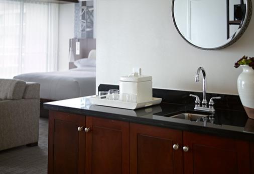 代顿大学万豪酒店 - 代顿 - 浴室