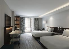 凯悦中心布里克尔-迈阿密酒店 - 迈阿密 - 睡房