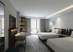 凯悦中心布里克尔迈阿密酒店 - 迈阿密 - 睡房