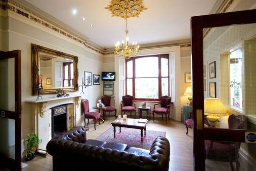伦敦莎士比亚酒店 - 伦敦 - 客厅