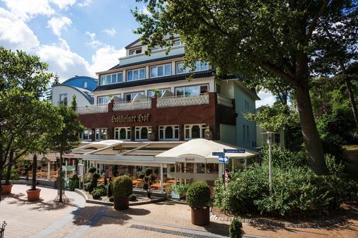 荷尔斯泰因霍夫酒店 - 蒂门多弗施特兰德 - 建筑
