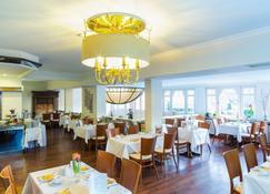 荷尔斯泰因霍夫酒店 - 蒂门多弗施特兰德 - 餐馆
