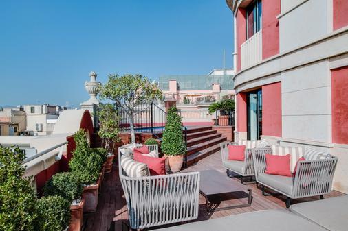 1898酒店 - 巴塞罗那 - 阳台
