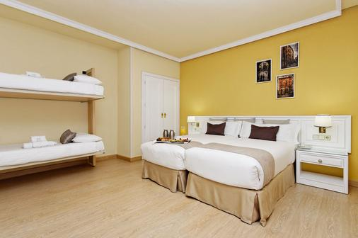 马乔拉格贝斯特韦斯特酒店 - 马德里 - 睡房