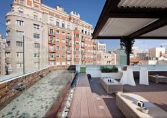 马乔拉格贝斯特韦斯特酒店 - 马德里 - 露天屋顶