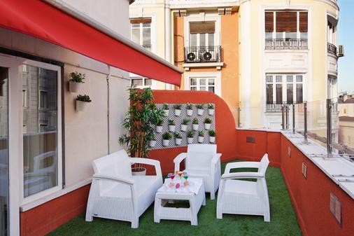 马乔拉格贝斯特韦斯特酒店 - 马德里 - 阳台