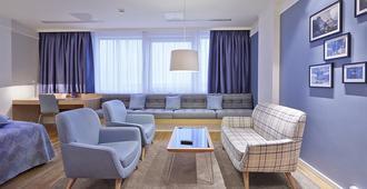 雷克雅未克纳图拉冰岛航空酒店 - 雷克雅未克 - 客厅