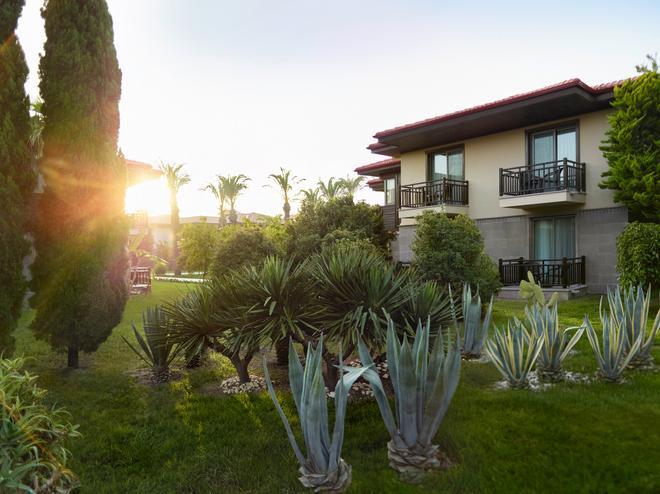 图伊布鲁棕榈园酒店 - 式 - 马纳夫加特 - 建筑