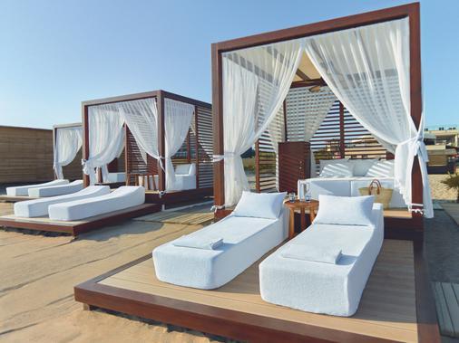 图伊布鲁棕榈园酒店 - 式 - Manavgat - 海滩