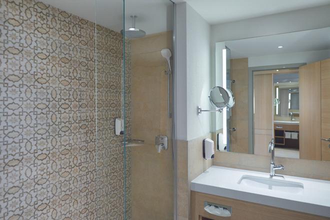 图伊布鲁棕榈园酒店 - 式 - 马纳夫加特 - 浴室