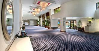 休斯顿霍比机场希尔顿酒店 - 休斯顿 - 门厅