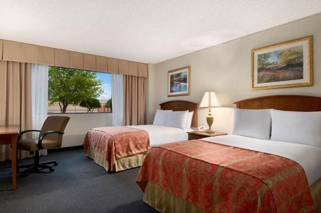 休斯顿哈比机场希尔顿逸林酒店 - 休斯顿 - 睡房
