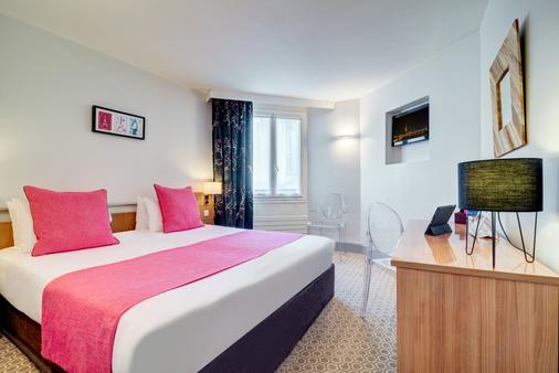 柯马丁歌剧院阿斯托利亚酒店 - 巴黎 - 睡房