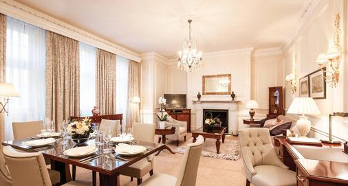 万豪47公园街豪华公馆酒店 - 伦敦 - 餐厅