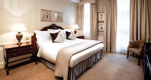 万豪47公园街豪华公馆酒店 - 伦敦 - 睡房