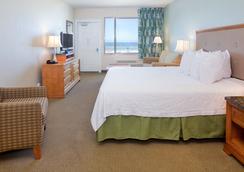 海滨度假村汽车旅馆 - 巴拿马城海滩 - 睡房