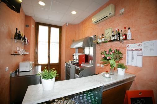 底西瑞酒店 - 佛罗伦萨 - 酒吧