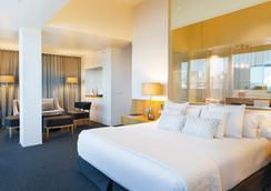 皇家帕赛格拉西亚酒店 - 巴塞罗那 - 睡房