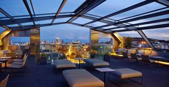 皇家帕斯德格拉西酒店 - 巴塞罗那 - 露天屋顶