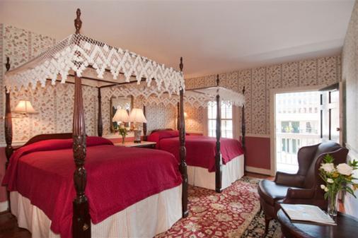 米廷街宾馆 - 查尔斯顿 - 睡房