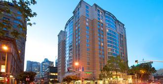 旧金山市中心万怡酒店 - 旧金山 - 建筑